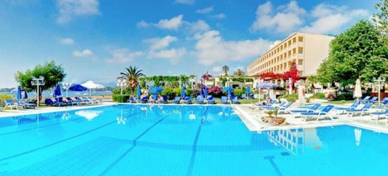 7 nights in Mar at the 5* Corfu Palace, Corfu, Greece