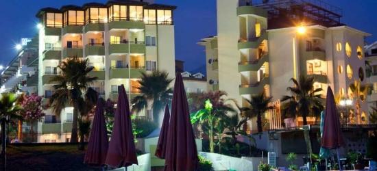 7 nights in May at the 4* Kaila Beach Hotel, Antalya, Turkey