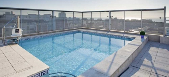 5 nights in Dec at the 4* Ilunion Barcelona, Barcelona