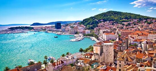 €45 Basato su 2 persone per room per notte | Time Boutique Hotel, Spalato, Croazia