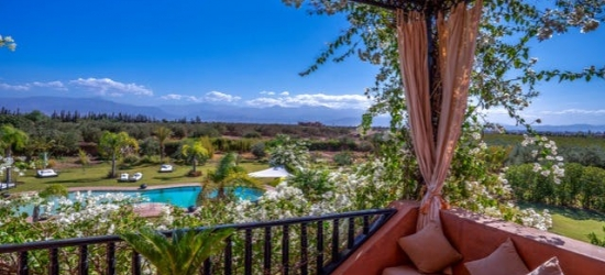 Lussuosa fuga di relax tra gli scenari del Marocco, Riad Al Mendili Kasbah Private Resort & Spa