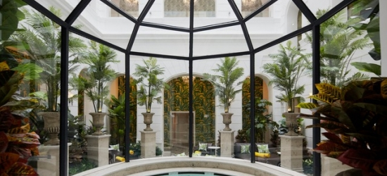 $ Based on 2 people per night | 5* design-led Budapest stay with a spa, Mystery Hotel Budapest, Hungary