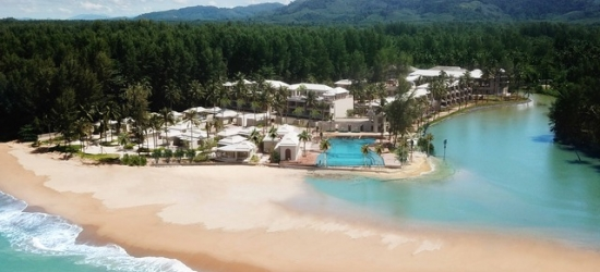$ Based on 2 people per night | 5* Thai lagoonside retreat, Devasom Khao Lak Beach Resort & Villas, Thailand