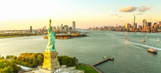 $ Based on 2 people per night | 5* Downtown NYC stay on the city's iconic waterfront, The Wagner at the Battery, New York