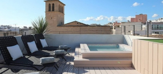 $ Based on 2 people per night | Five-star stay at a Mallorca boutique hotel, Summum Prime Boutique Hotel, Spain