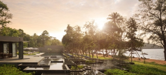 $ Based on 2 people per night | Enchanting Cambodia stay at an eco-luxe island idyll, Alila Villas Koh Russey, Cambodia