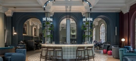 $ Based on 2 people per night | Newly refurbished central London stay near Buckingham Palace, Amba Grosvenor Hotel, London