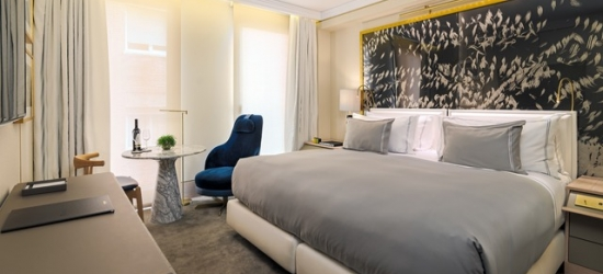 $ Based on 2 people per night | 5* Barcelona hotel in the Eixample district, The One Barcelona, Spain