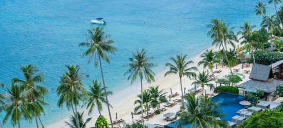 $ Based on 2 people per night | 5* Koh Samui beach resort with club perks, InterContinental Koh Samui Resort, Thailand