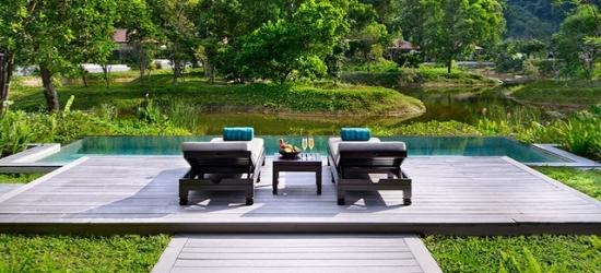 $ Based on 2 people per villa per night | Luxury pool villas along Vietnam's Lang Co Bay, Banyan Tree Lang Co, Hue Province