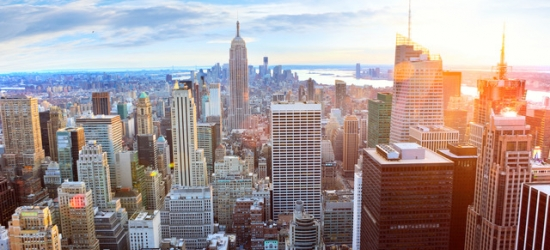$ Based on 2 people per night   Chic Midtown base steps from Times Square, New York City, USA