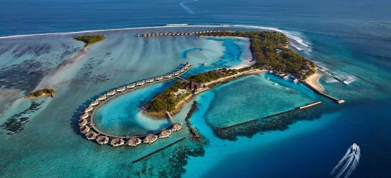 Maldives: deluxe all-inc holiday with sea view room; 20% off