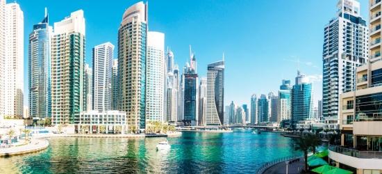 Dubai: deluxe holiday & breakfast