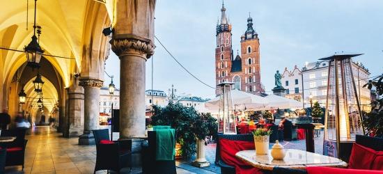 Krakow: 3-night Christmas market break
