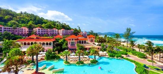 Phuket: 5-star beach holiday w/kids stay free -- save 19%