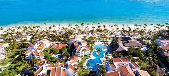 Punta Cana: deluxe all-inc beach holiday ; 33% off