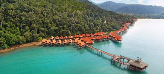 Malaysia: deluxe beach holiday