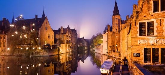Sale: 5-nt Amsterdam & Belgium cruises