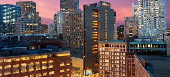 £80 -- Boston Common 4-Star Hotel, 50% Off