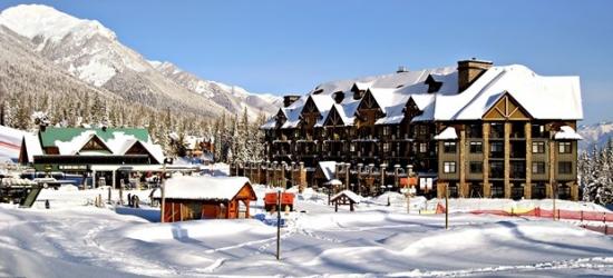 £86 -- Ski-SeasonStays inGolden, Reg. £167