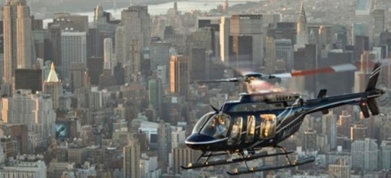 USA: 15-Minute Helicopter Flight for 1 or 2 Adults with Up to 2 Children Over New York City