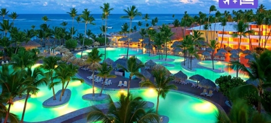 ✈ DOMINICAN REPUBLIC | Punta Cana - Iberostar Punta Cana 5* - All-inclusive