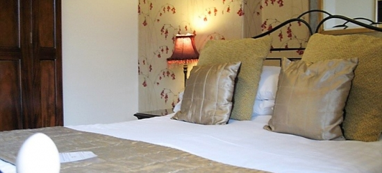 Lake District: 1, 2 or 3-Night Stay for Two with Breakfast at Crompton House