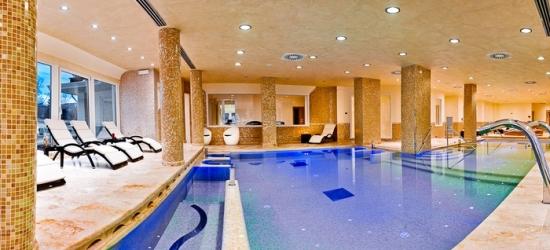 Fiuggi Terme: 1 notte in camera matrimoniale Deluxe con colazione e Spa presso Hotel Fiuggi Terme Resort & Spa 4*