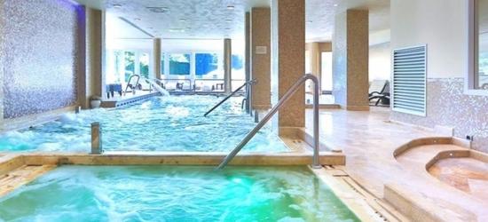 Fiuggi Terme 4*: soggiorno in camera Deluxe con colazione + piscina e Spa per 2 all'Hotel Fiuggi Terme Resort & Spa