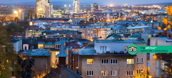 Brno, Czech Republic Holiday, Flights & Breakfast @ 4* Marriott