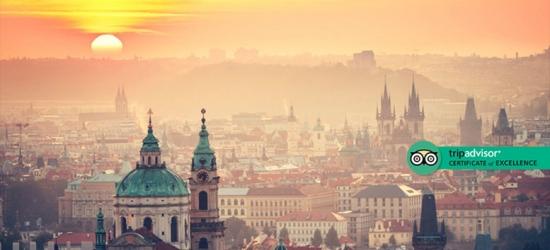 5* Central Prague City Stay & Return Flights