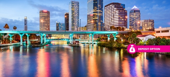 Orlando Holiday & Florida's Tampa Bay, Transfer