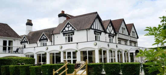 1-2nt Scenic Shropshire Superior Room Stay & Wine for 2
