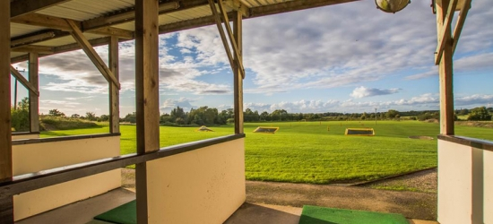 1nt Bristol Golf Club Stay, Breakfast & Unlimited Golf For 2