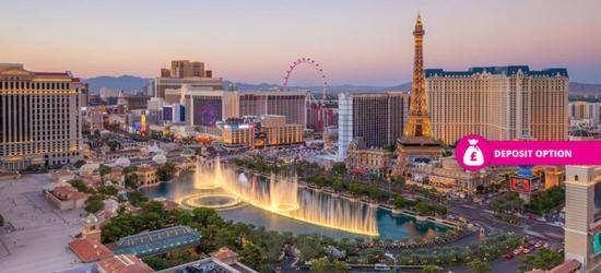 10nt LA, Las Vegas & Full-Board Mexican Riveria Cruise