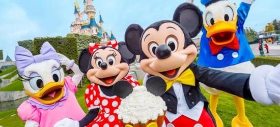 Disneyland Paris Escape, Optional Park Ticket  or Eurostar