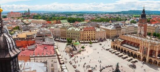 4* Krakow City Escape  - Auschwitz Tour Option!