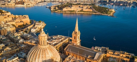 Luxury Malta Beach Getaway & Optional Gozo & Blue Lagoon Cruise