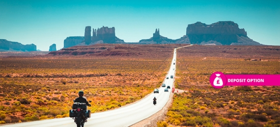 Ultimate American Escape - Route 66 Road Trip, Car Hire & Hotels!