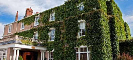 Overnight Chester Country House Stay For 2