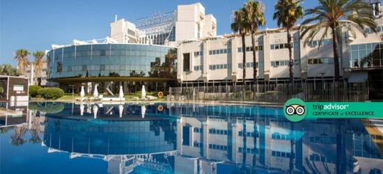 4* Luxury Seville Escape, Breakfast & Feisty Flamenco Experience