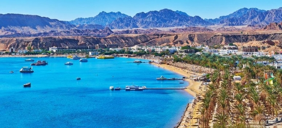 7nt 4* All-Inc Sharm El Sheikh Break  - Spa Resorts!