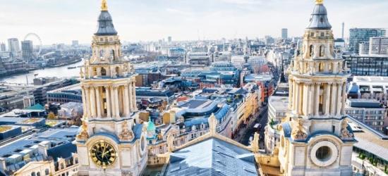 2nt Central London Break, London Eye & Train Travel from 40+ Stations