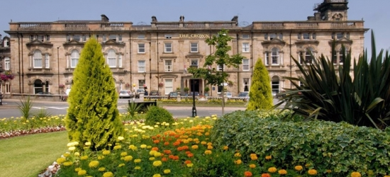 1-2nt Harrogate Stay, Breakfast, Late Check-Out & Voucher!