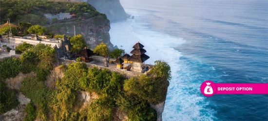 4* Bali Getaway, Breakfast, Flights & Complimentary Massage