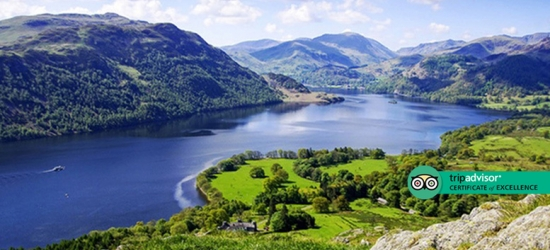 4* Lake District Break, B'fast & Early Check In - Doggy Pack Option!