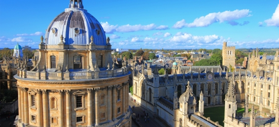 4* Central Oxford Getaway, Afternoon Tea & Late Check Out for 2