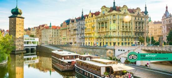 4* Getaway in Central Prague, Breakfast