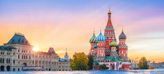 Moscow & St Petersburg, Russia Multi-City Getaway & Transfers