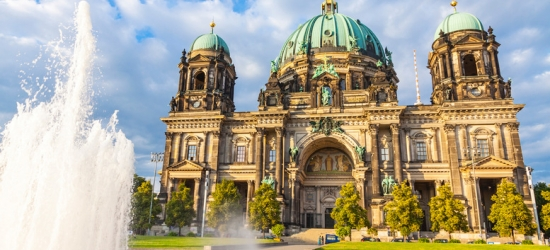 4* Luxury Berlin City Escape
